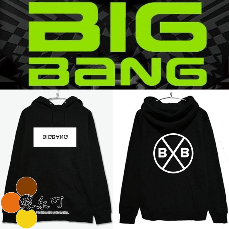 HOOD BB-BIGBANG JAPAN TOUR -ระบุไซต์/สี-
