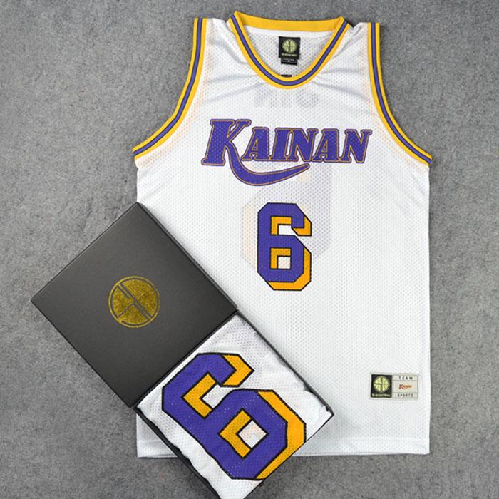 *Pre Order*SD slam dunk No.6 Kainan Jin เสื้อกีฬา Basketball size M-2XL