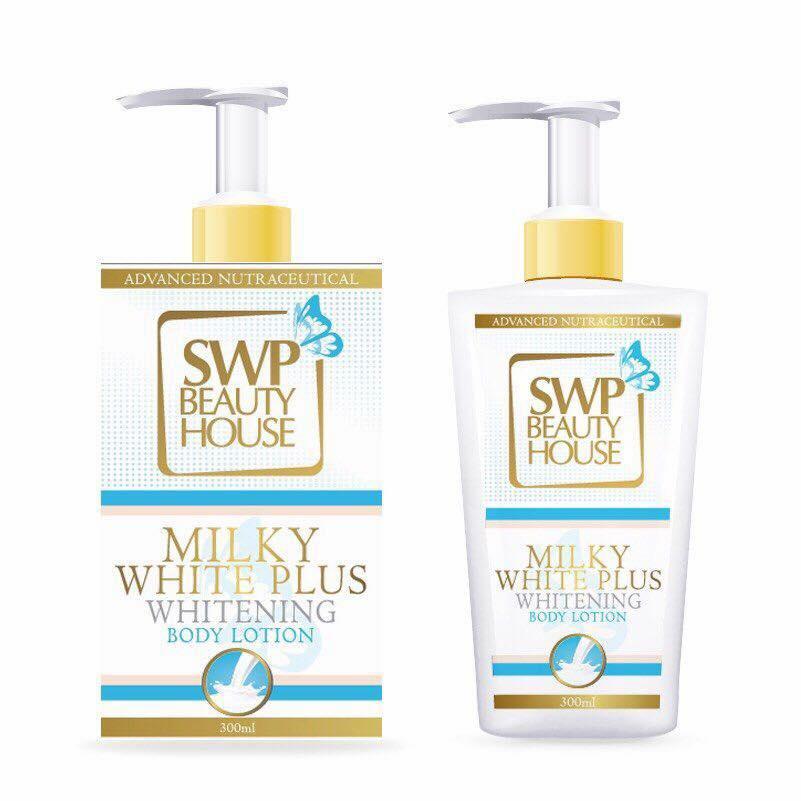 Milky White Plus