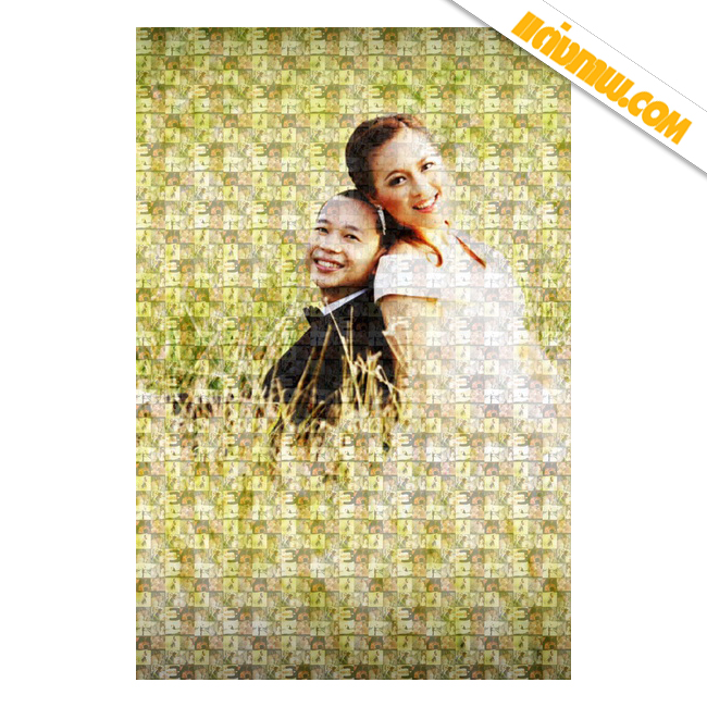 mosaic โลโม่