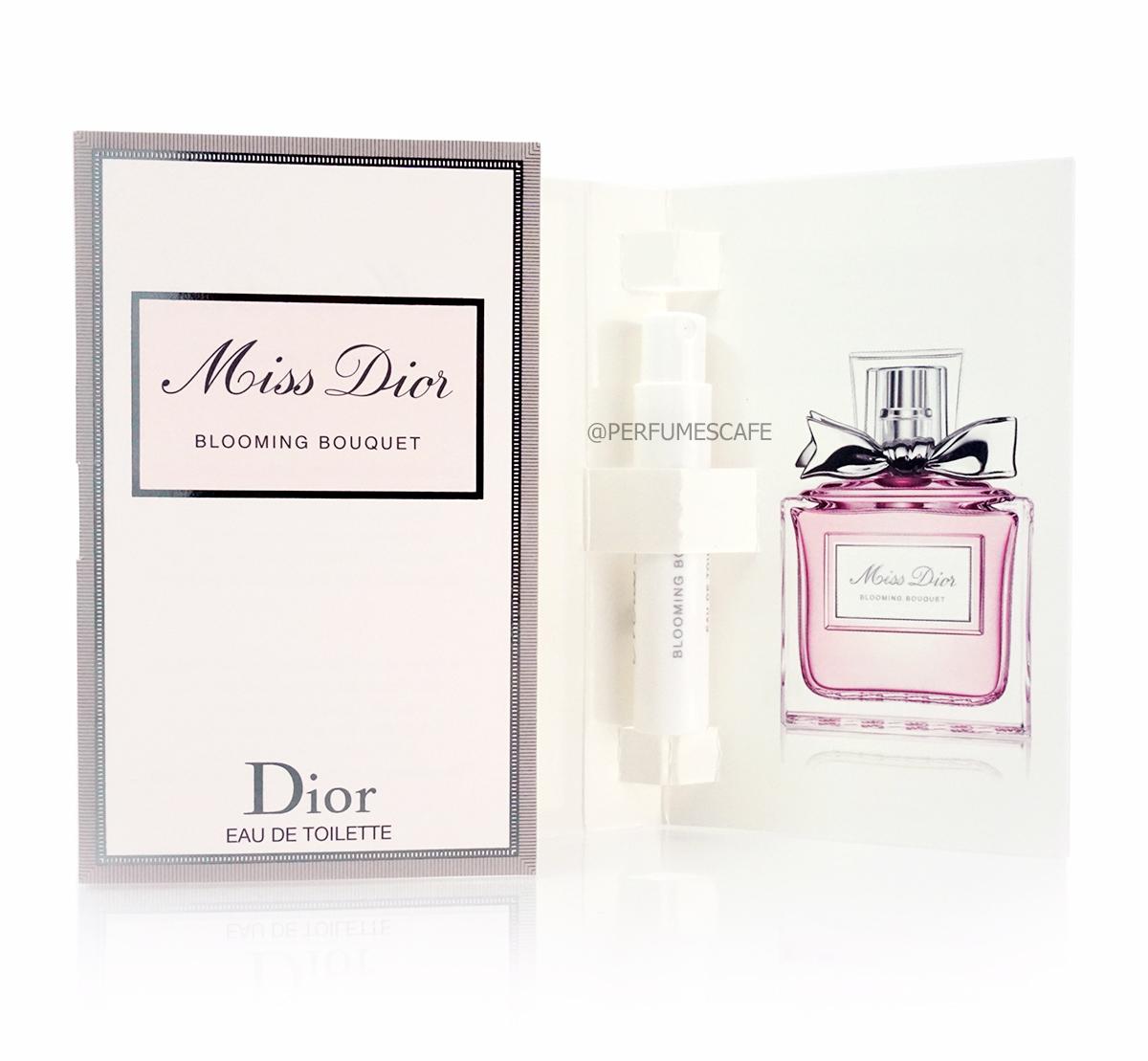 น้ำหอม Miss Dior Blooming Bouquet EDT ขนาดทดลอง 1 ml
