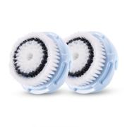 **พร้อมส่ง+ลดล้างสต็อก**CLARISONIC Replacement Brush Heads Twin-Pack For dedicate Skin แพ็คคู่