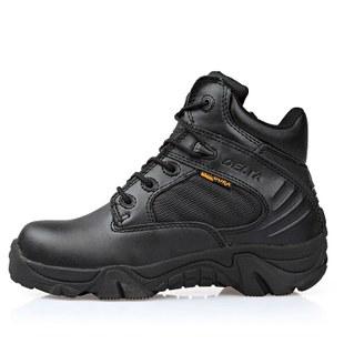 รองเท้า Delta boots Califs Waterproof Shoes Tactical Boots male 511 rubber boots SIZE 40-45