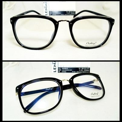 กรอบแว่นตา LENMiXX BuBBLE BLack