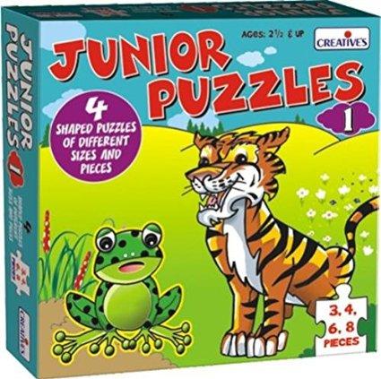 Junior Puzzle No.1