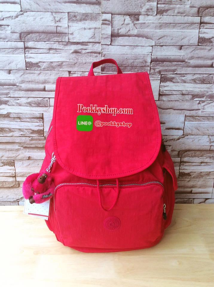 Kipling KIPLING bag rucksack Kipling bag KIPLING K12147 CITY PACK B backpack พร้อมส่งที่ไทยค่ะ!!! กระเป๋าเป้ kipling OUTLET HONG KONG ที่สาวๆถามหามาเยอะมากๆค่ะ...... เป้แบบฝาเปิด/ปิด วัสดุกันนำ้ ด้านหน้ามีช่องซิปให้ใสของจุกจิก ตรงกลางเป้นช้องแบบหูรูด ช่อง