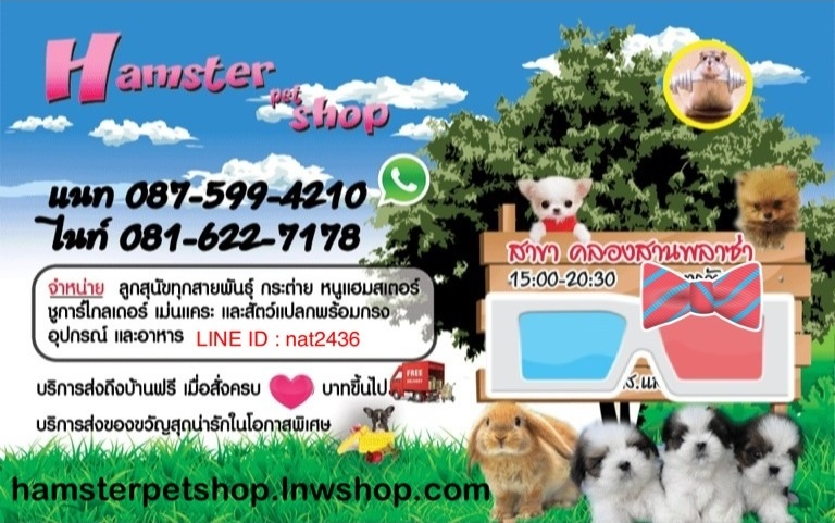 Hamster Pet Shop