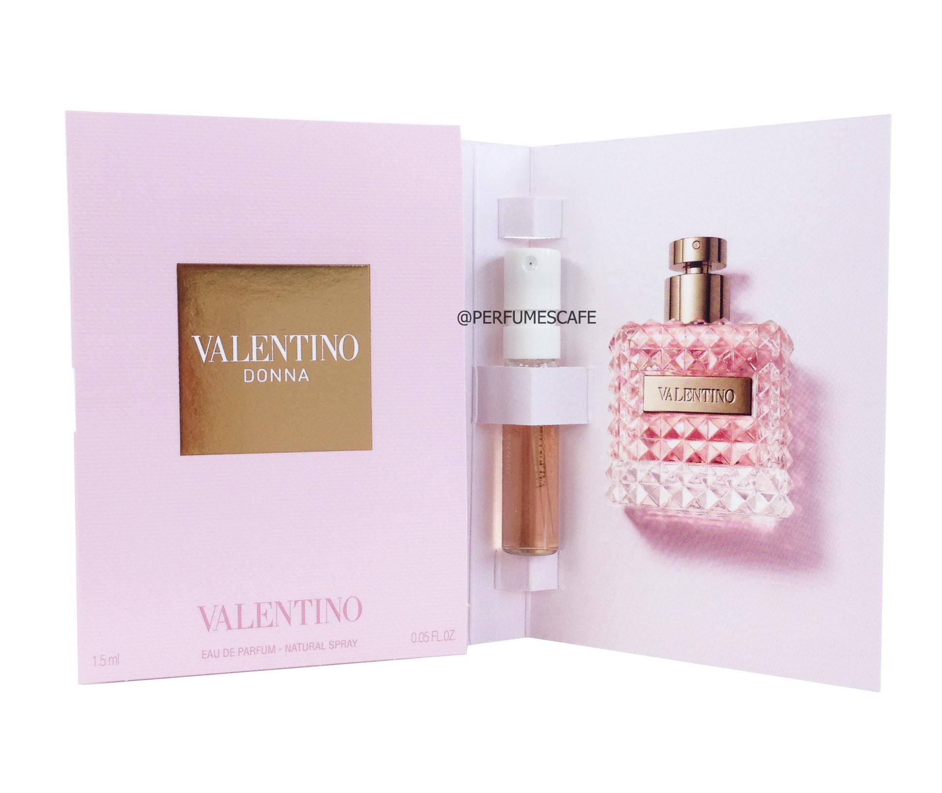 น้ำหอม Valentino Donna EDP for women ขนาดทดลอง 1.5ml
