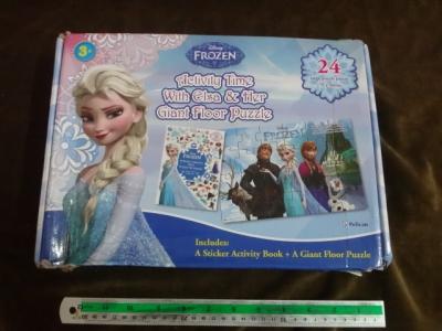 จิ๊กซอว์ 24 ชิ้น Frozen