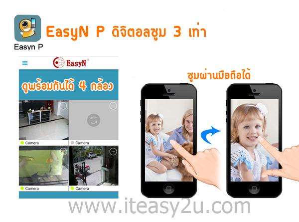 EasyN P App for 147W