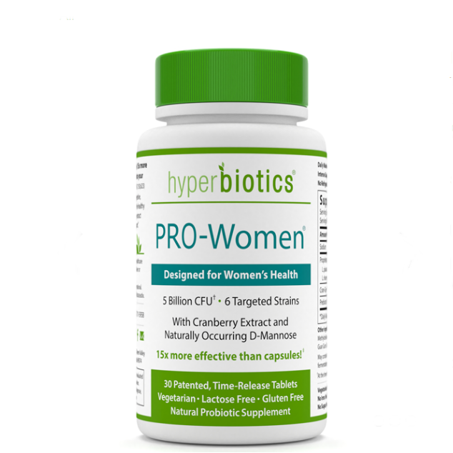 Hyperbiotics Pro-Woman, Pro-Woman, โปรไบโอติก, โพรไบโอติก, Pro Woman, Pro-Woman ราคา