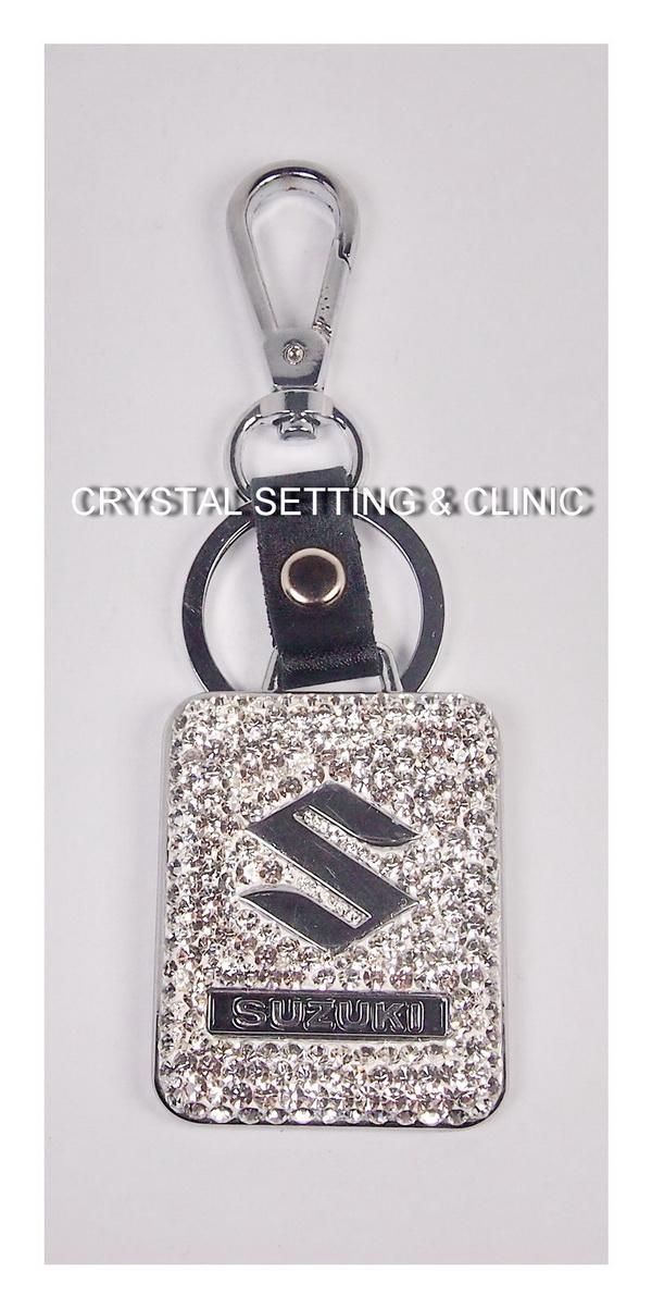 พวงกุญแจรถยนต์ยี่ห้อ ซูซูกิ ( SUZUKI Keychain )