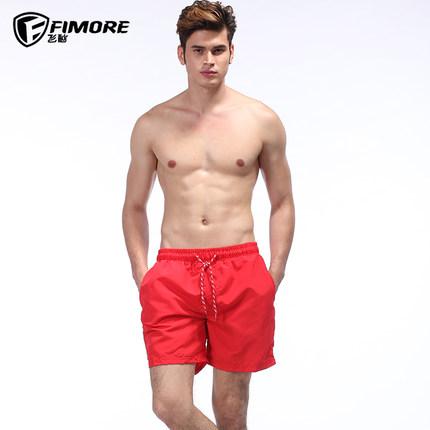 **พร้อมส่ง** กางเกงขาสั้นเกาหลี แนว Sport มีซับใน แต่งเอวยางยืด <มี2สี>