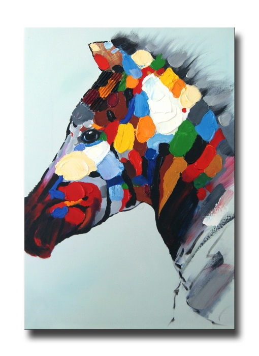 Animal Oil Painting--2