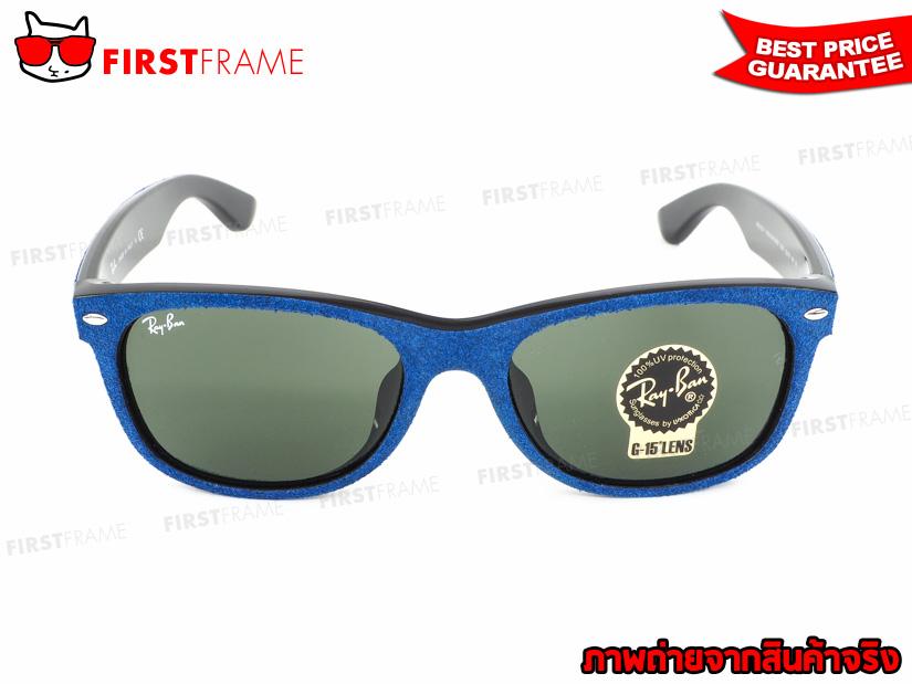 แว่นกันแดด RayBan RB2132F 6239 NEW WAYFARER 2