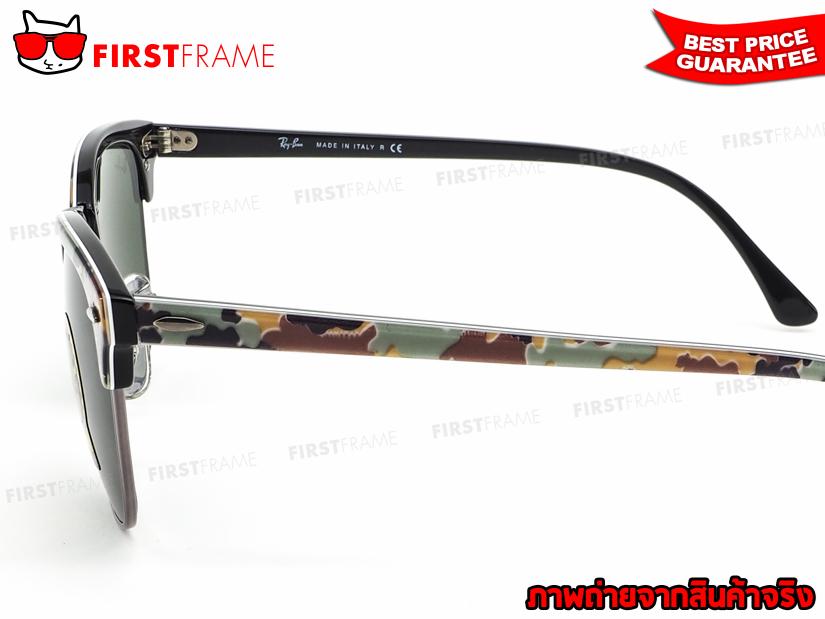 แว่นกันแดด RayBan RB3016 1068 CLUBMASTER 5