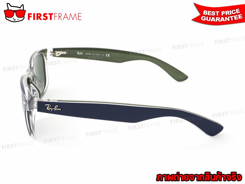 แว่นกันแดด RayBan RB2132F 6188 NEW WAYFARER 3