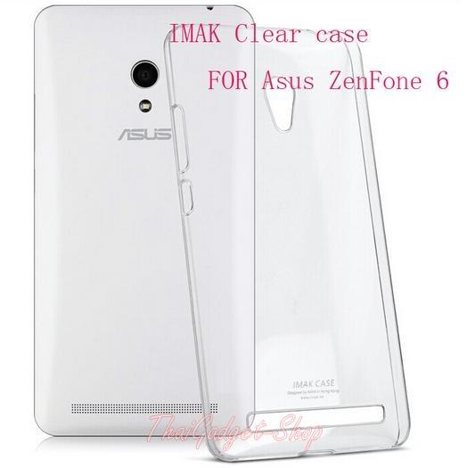 เคส Asus ZenFone 6 เคสครอบหลัง แบบใสวิ้ง Original IMAK Brand Clear Crystal Case For Asus ZenFone 6 ตรงรุ่น