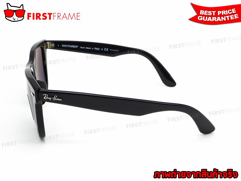 แว่นกันแดด RayBan RB2140F 901/58 ORIGINAL WAYFARER3