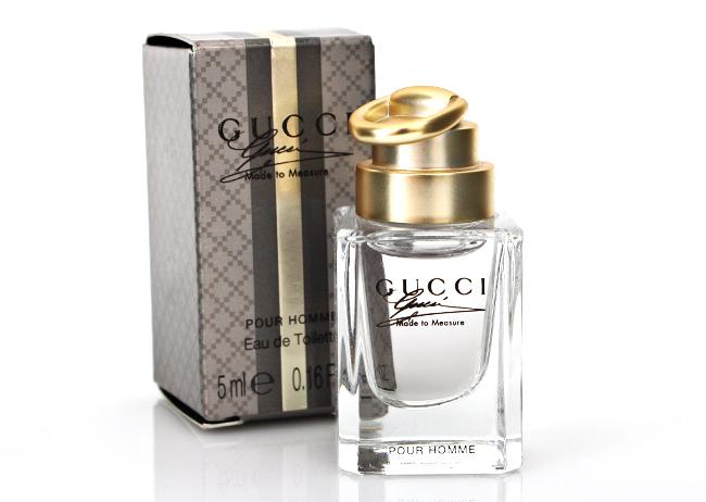 Gucci Made to Measure Pour Homme Eau De Toilette 5ml
