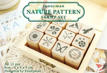 ตัวปั้ม-Natural Pattern