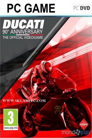 DUCATI - 90th Anniversary ( 3 DVD )
