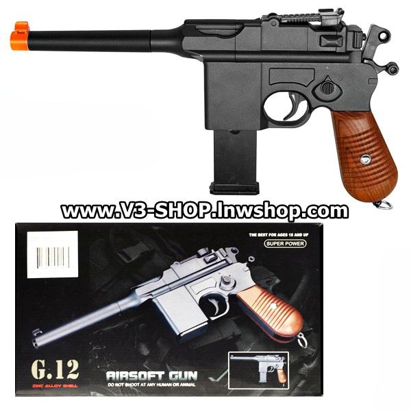 ปืนอัดลม AIR SOFTGUN G.12