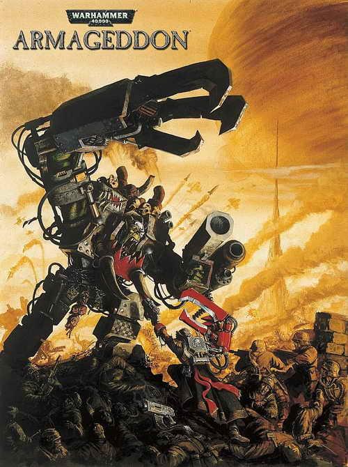 Warhammer 40,000 Armageddon ( 1 DVD )