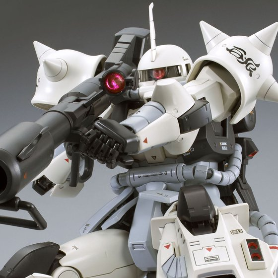 ล็อต2 Pre_Order:P-bandai:MG 1/100 ZakuII Shin Matsuzaga 4860yen สินค้เข้าไทยเดือน9 มัดจำ 1000บาท