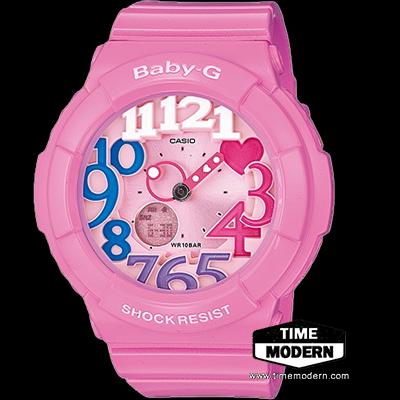 นาฬิกา Casio Baby-G Standard Ana-Digi รุ่น BGA-131-4B3DR