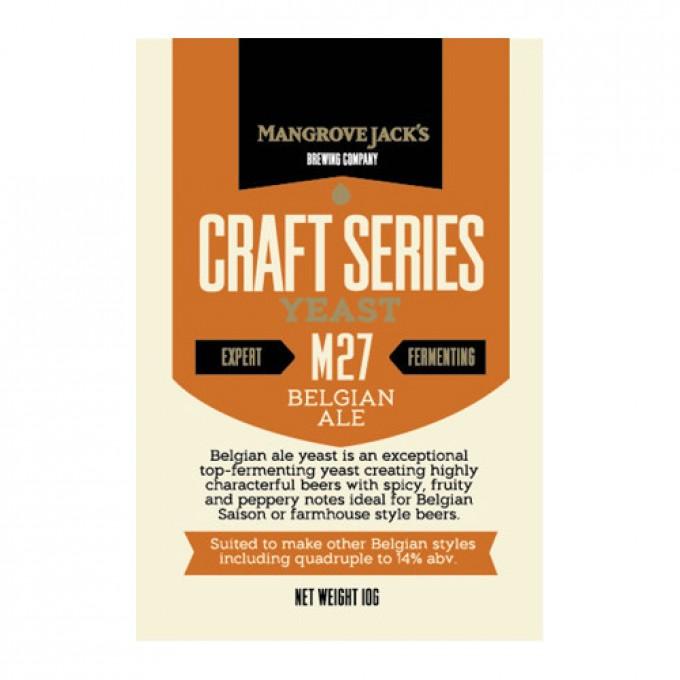Mangrove Jack's Belgian Ale Yeast
