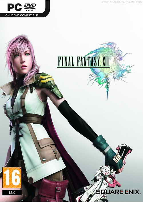 Final Fantasy XIII ( 7 DVD )