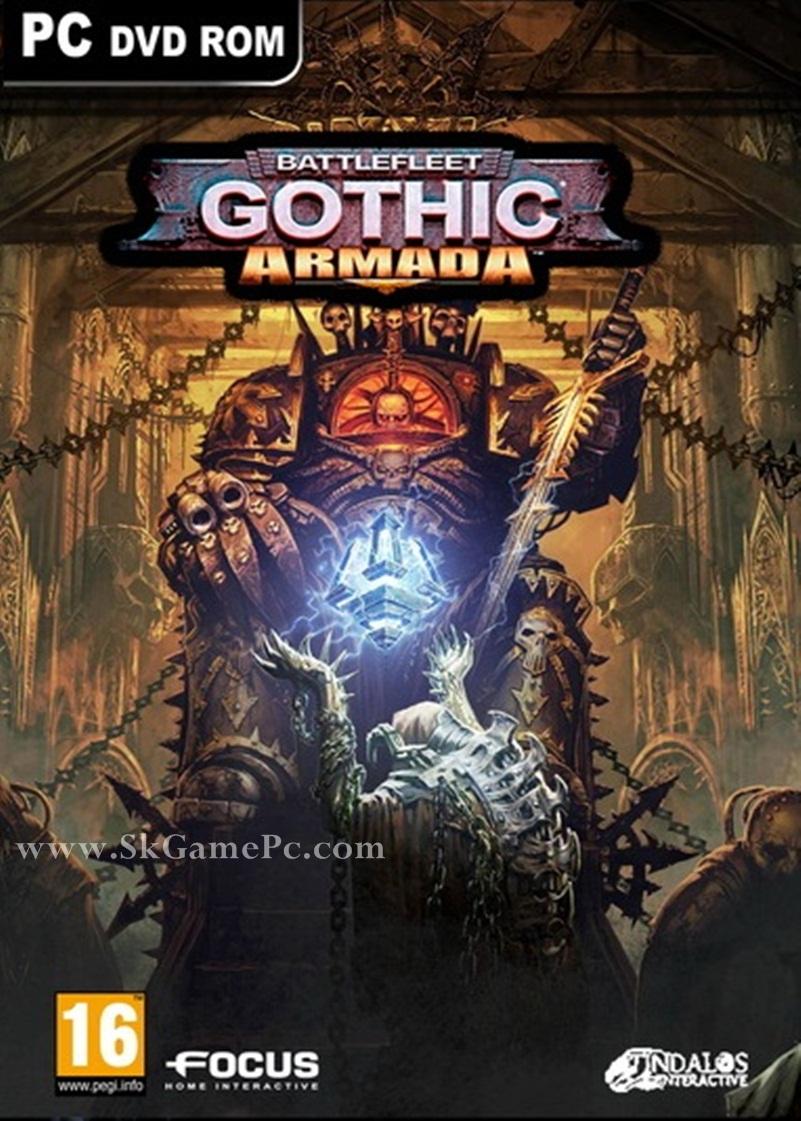 Battlefleet Gothic Armada ( 1 DVD )