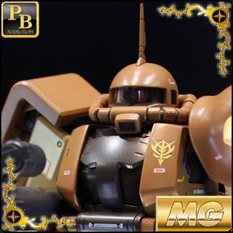 ล็อต2 Pre_Order:P-bandai:MG 1/100 MS-06R-1A Zaku II High Mobility Type [Masaya Nakagawa] 4860yen สิินค้าเข้าไทยเดือน11 มัดจำ1000บาท