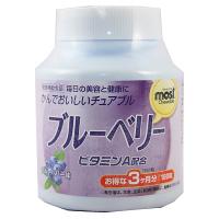 Orihiro MOST chewable blueberry อาหารเม็ดอมบลูเบอรี่ช่วยในการป้องกันอาการอ่อนล้าจากการใช้สายตาหนัก ช่วยทำให้สายตาทำงานได้ดีขึ้นในที่มืด และยังช่วยป้องกันต้อกระจก ต้อหิน ต้อลม ช่วยลดความดันในลูกตา และลดความเจ็บปวดจากการบวมในลูกตา