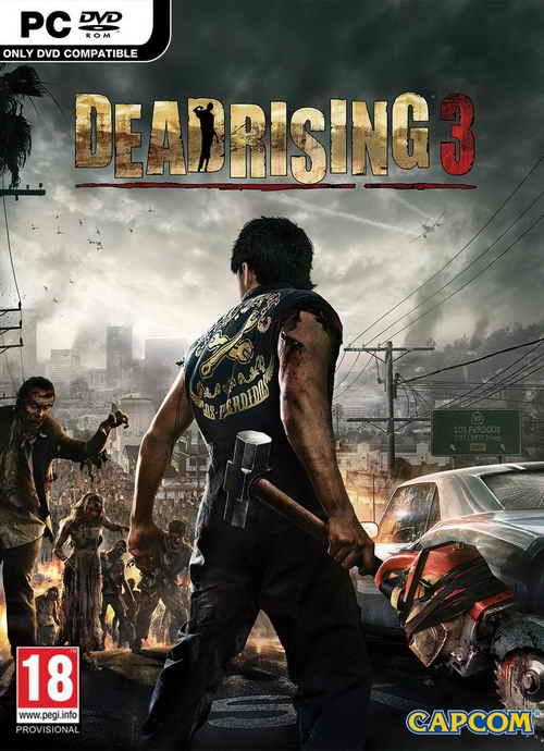 Dead Rising 3 ( 7 DVD )