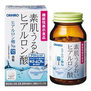 Orihiro Skin Moist Hyaluronic Elastin อย่าปล่อยให้ผิวคุณแแก่ก่อนวัยอาหารเสริมไฮยารูรอนผสมอิลาสตินเสริมความเรียบตึงให้แก่ผิวหนัง ทำให้ผิวหนังดูเรียบเนียน เติมน้ำให้ชั้นใต้ผิวหน้้าจะไม่เหี่ยวแห้ง และช่วยยืดผิวรอบดวงตาจะทำให้รอบดวงตาไม่เหี่ยวย่นได้ด้วยค่ะ