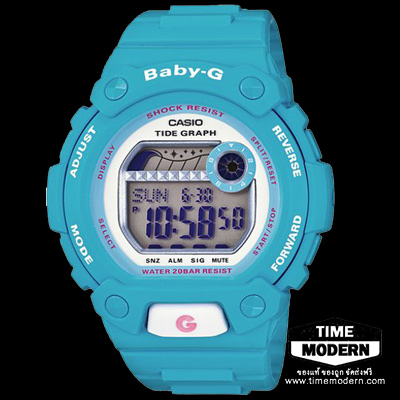 นาฬิกา Casio Baby-G Standard Digital รุ่น BLX-102-2BDR