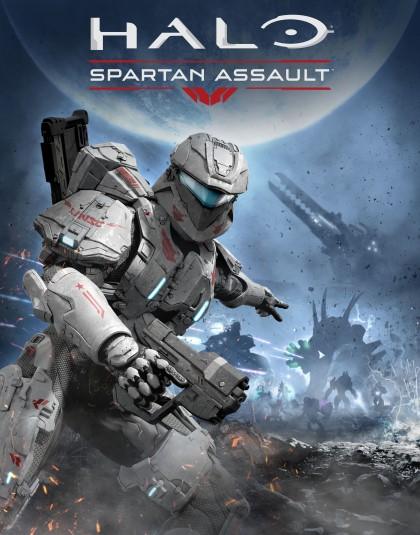 Halo Spartan Assault ( 1 DVD )