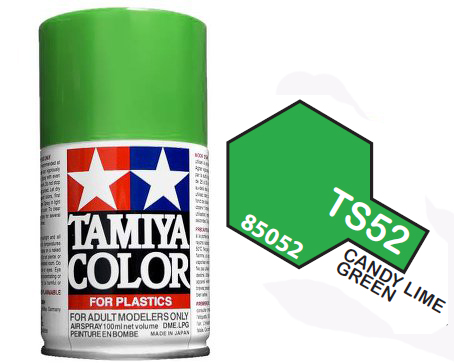 TS-52 CANDY LIME 100ML