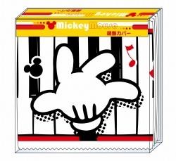 ผ้าปิดคีย์เปียโน ลาย Mickey Mouse