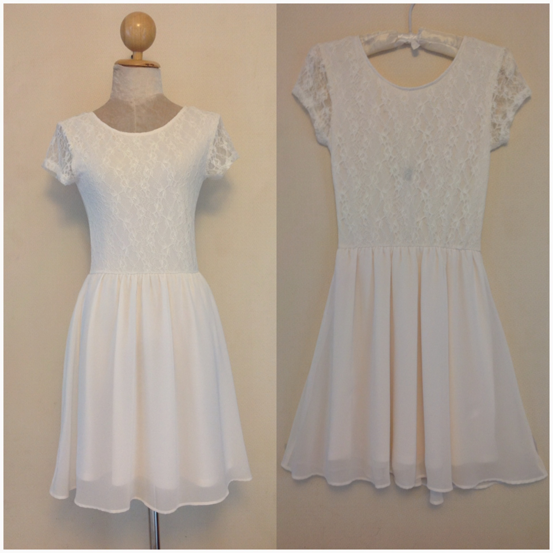 HM Lace Dress Size uk8