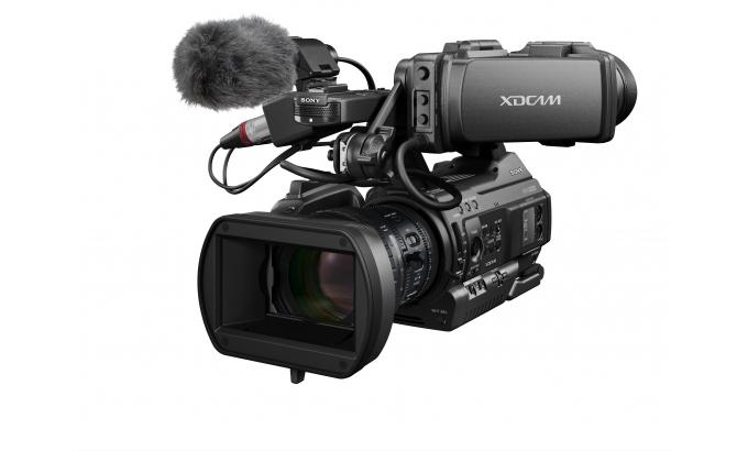 PMW-300K1 Semi-shoulder handheld camcorder