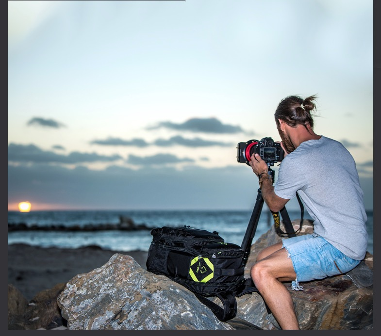 กระเป๋ากล้อง TUBU 6070 Backpack